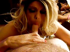 Sexy CD TGShawna blowjob and..