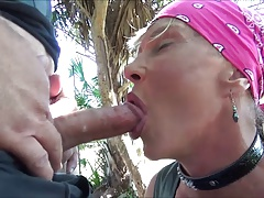slut bicker chick swallow..
