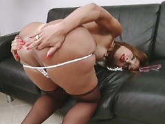 Transsecretary with huge..