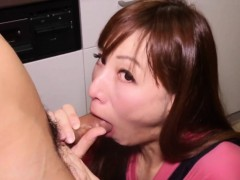 Cocksucking asian newhalf..